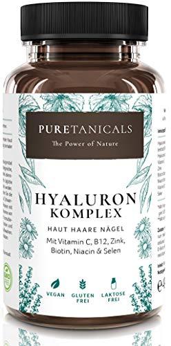 Hyaluronsäure Kapseln | Haut Haare Nägel Anti-Aging |...