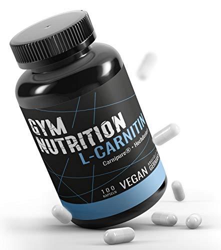 L - CARNITIN Kapseln ultra hochdosiert 3000 L Carnitin...