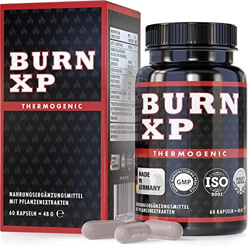 BURN XP - Thermogener Burner, von führenden Body-Experten...