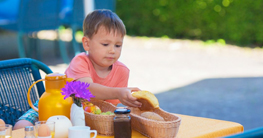 Gesundes Essen für Kinder
