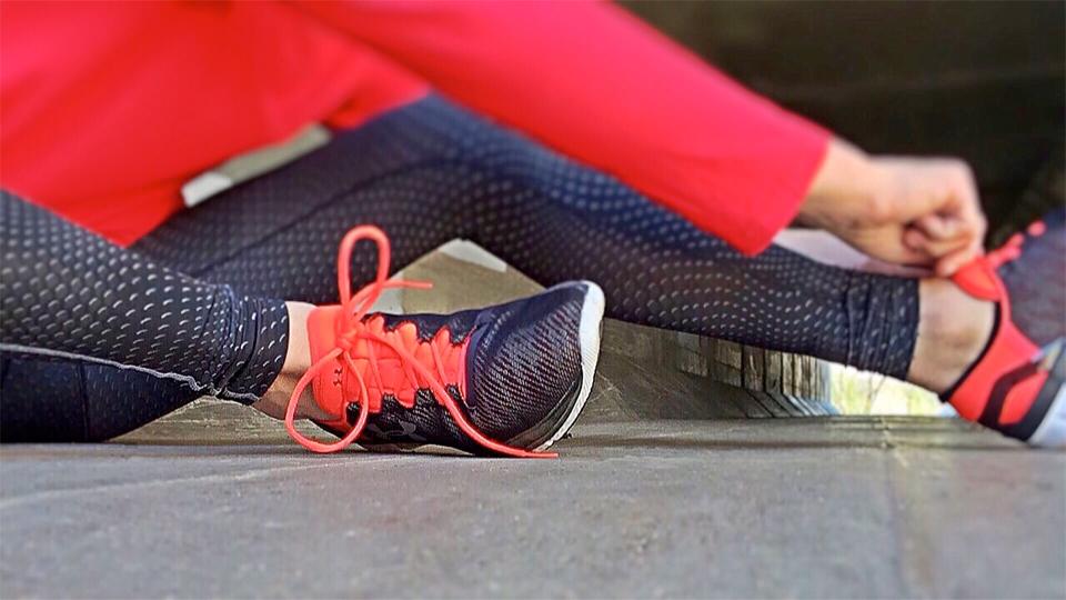 Fitnesstraining zuhause