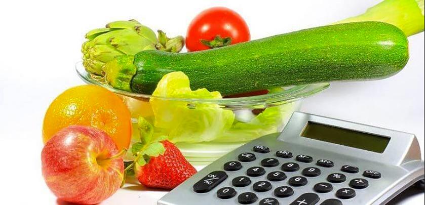 Kalorien am Tag berechnen